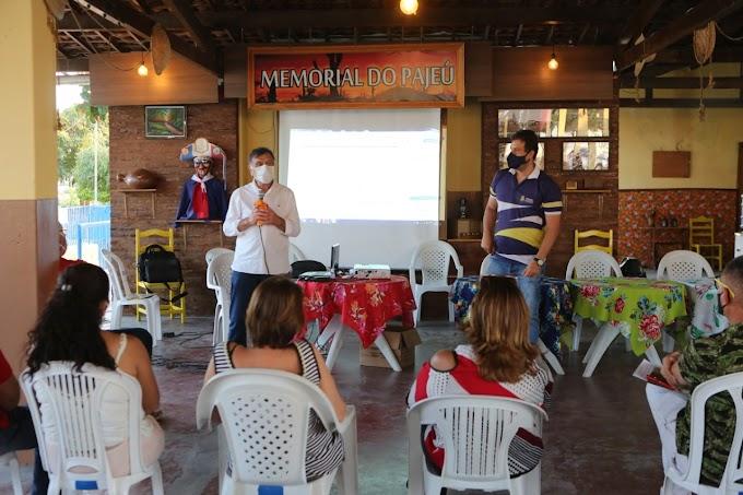 Prefeitura de Afogados vai reunir artistas e produtores culturais para lançar edital da Lei Aldir Blanc