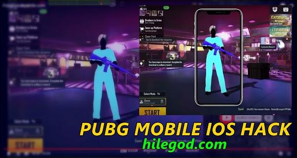 Pubg Mobile 1.3.0 İphone SeeYou Hack Menu Aimbot Ios 2021