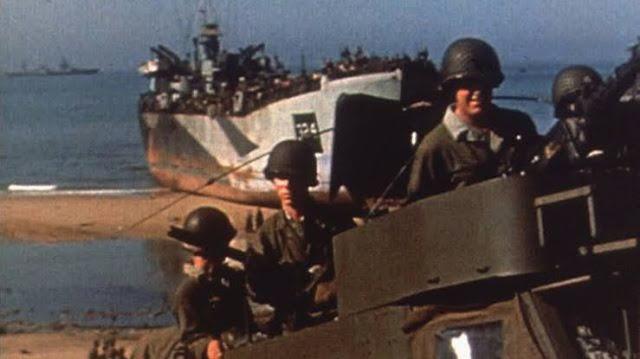 Grandes Momentos da Segunda Guerra em Cores/Netflix/Reprodução