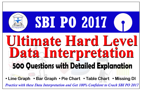 Po 2017 ultimate hard level data interpretation 500 questions sbi po 2017 ultimate hard level data interpretation 500 questions with explanation ebook based on new pattern fandeluxe Document