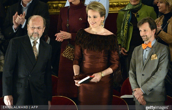 Queen Mathilde at the National Opera House