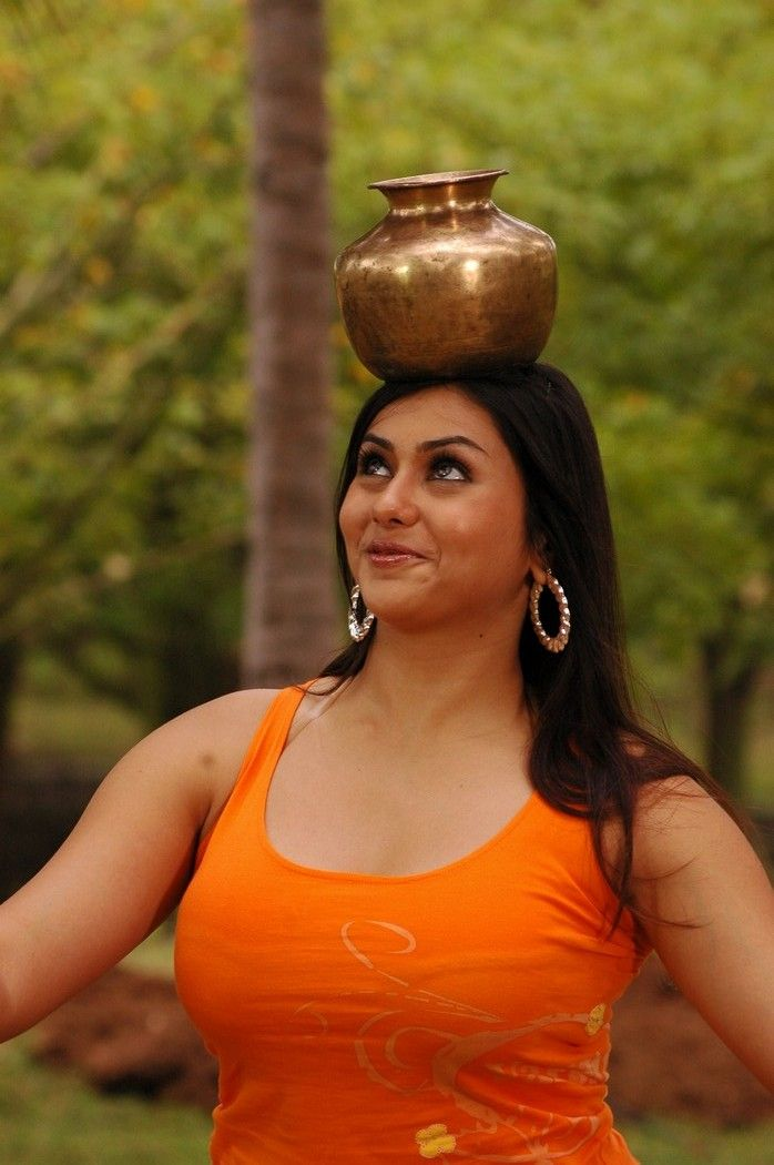 Actress Namitha Hot Movie Stills,Namitha In Fire Movie -7727