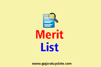Samagra Shiksha Abhiyan, Gujarat 250 CRC Co-ordinator Posts Provisional Merit List / Rejected Application List 2021