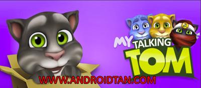 Download My Talking Tom Mod Apk v4.3.1.7 Unlimited Coins Terbaru