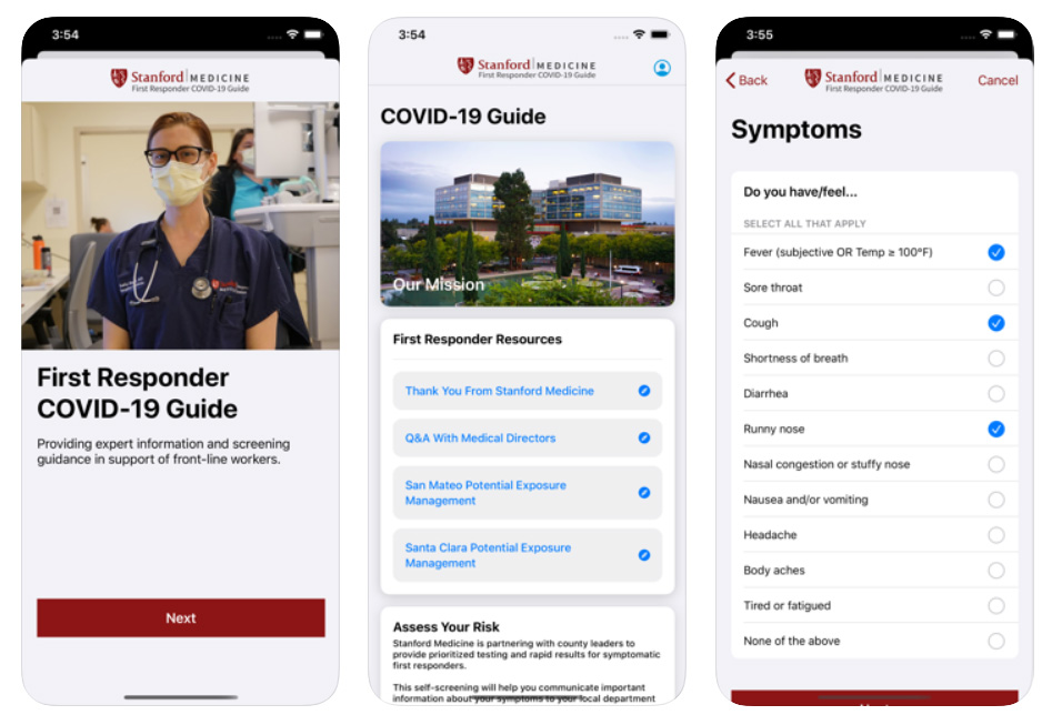 First Responder COVID-19 Guide
