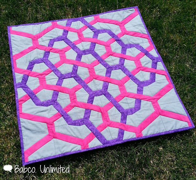 BabcoUnlimited.blogspot.com - Honey Honey Quilt