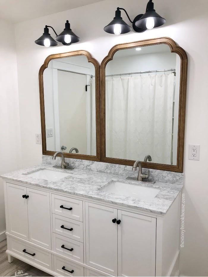 2021 Guest Bathroom Remodel