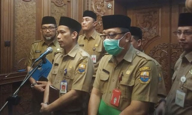 Sekda Tebo Jalani Isolasi, RSUD Raden Mattaher Tunggu Hasil Lab