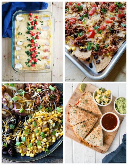 southwest style recipes using leftover pulled pork