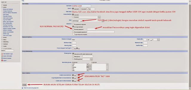 membuat ssh premium, ssh premium, gratis, ssh 1 bulan, membuat, cara