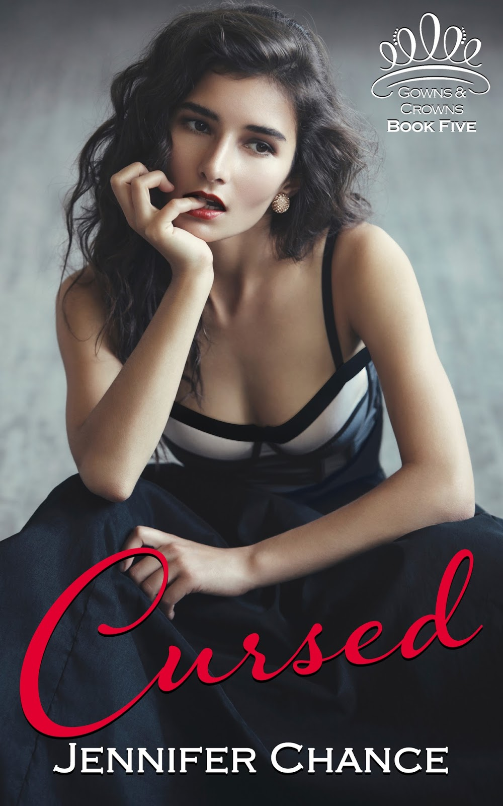 BookReview and #Giveaway: Cursed (Gowns & Crowns #5) by Jennifer ...