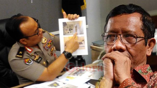 Bantah Mahfud MD, Polisi Sebut Bomber Polrestabes Medan Cuma Satu Orang