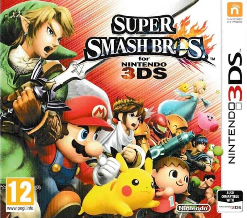 Super Smash Bros 3DS (ROM and CIA) for PC & Android