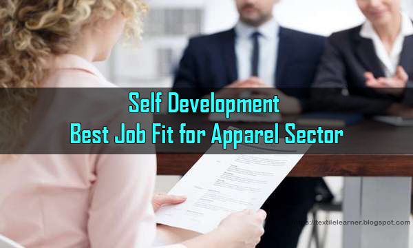 Get Best Job Fit for Apparel Sector