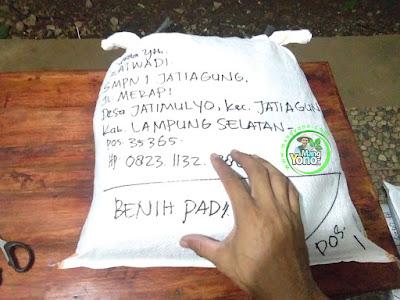 KATWADI Lampung Selatan, Lampung  (Sesudah Packing)