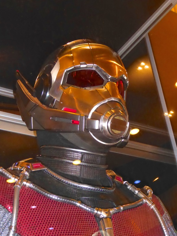 Captain America Civil War Ant-Man helmet