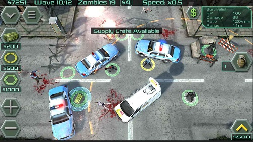 Download game android mod Zombie Defense apk