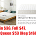 HOT ZINUS MATTRESS $100 OFF DEAL!!  Zinus 8 Inch Spring Mattress with Quilted Cover Twin $36, Full $47, Queen $53 (Reg $160) + Free Shipping and Free 60 Day Returns With Free Shipping Back