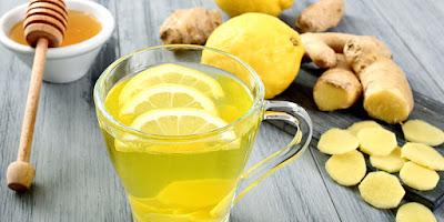 Obat Sakit Tenggorokan dengan lemon