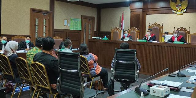 Saksi Persidangan Kasus Ekspor Lobster Munculkan Nama Prabowo Subianto