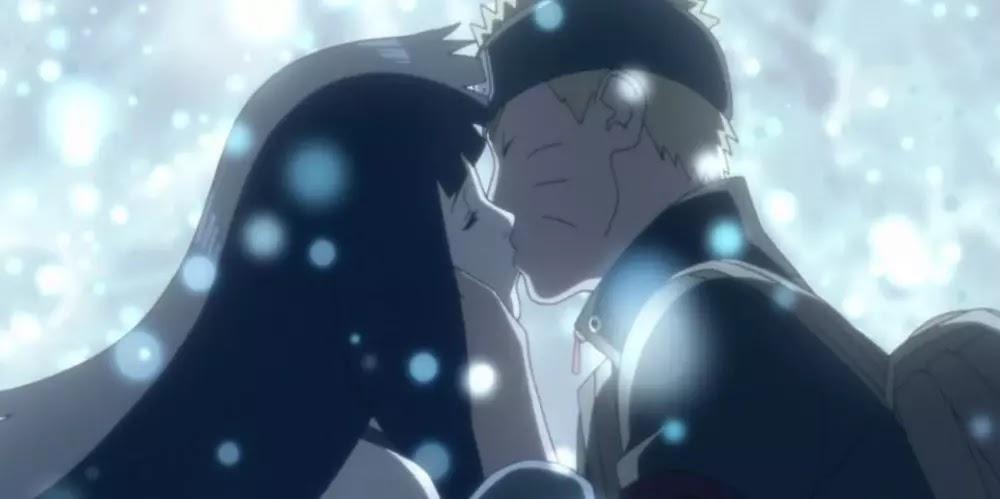 5 Momen Romantis Hinata Saat Dekati Naruto