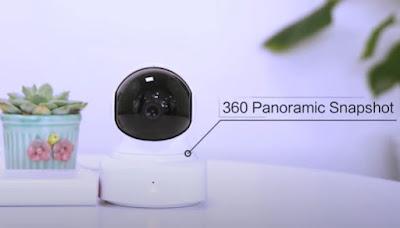 spesifikasi CCTV Yi 720p Dome Camera