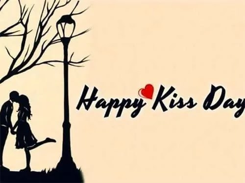 A kiss is a silent I LOVE YOU which is not spoken but understood…Happy Kiss Day