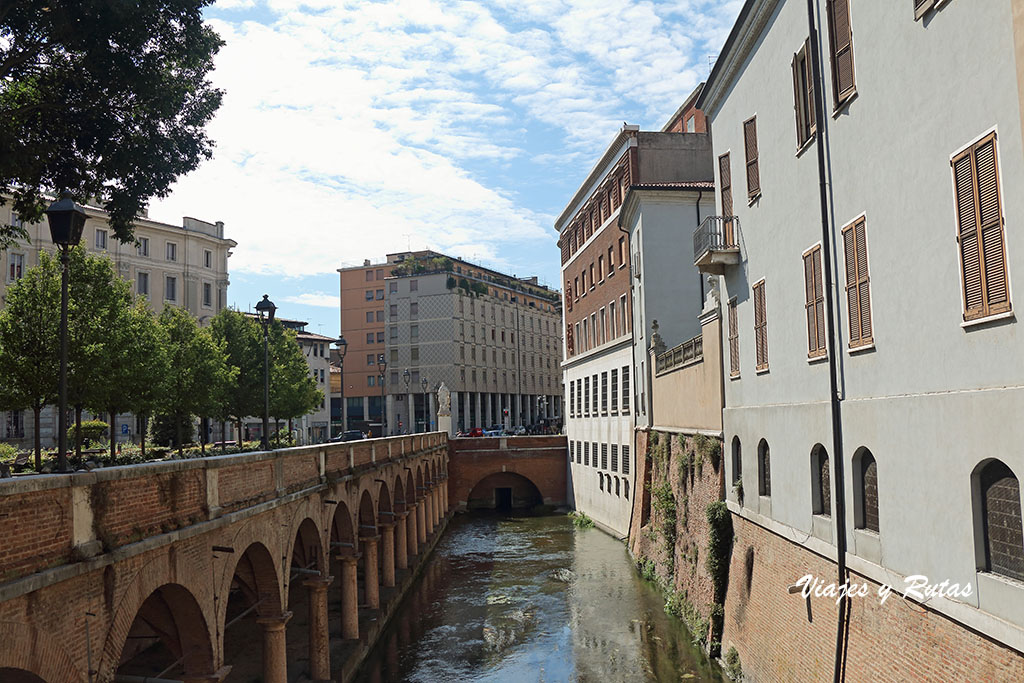 Río Lungo, de Mantua
