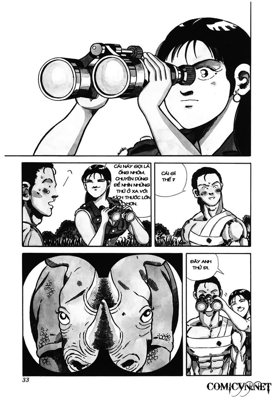 Chúa rừng Ta-chan chapter 4 trang 6