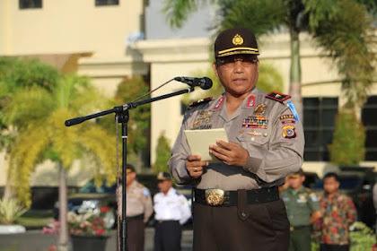 Nyanban Tanggapan Wakapolda Aceh Keu Bhah Pancuri Bhan Moto