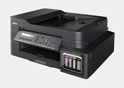 Cara Setting Wireless Printer Brother Dengan Mudah