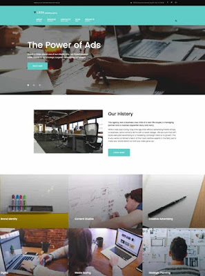 Wordpress theme leon