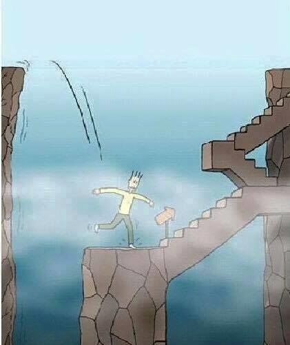 Pada akhirnya ada jalan yang dia beri pada kita untuk terus menghadapi hidup.