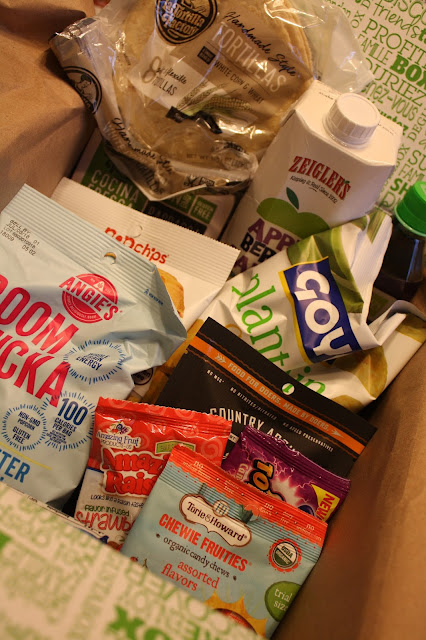 April Degustabox full of road trip treats!