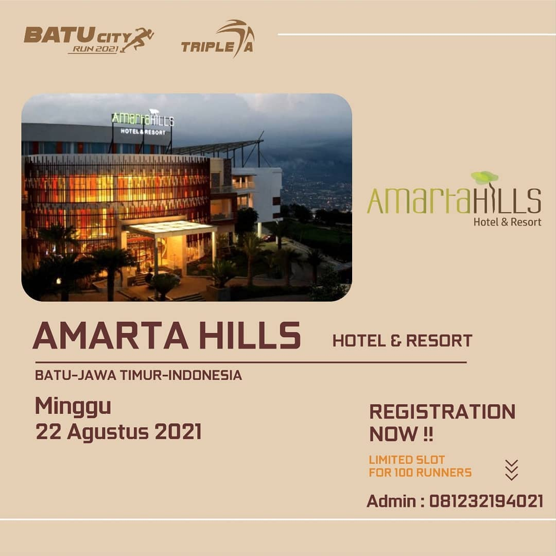 Batu City Run • 2021