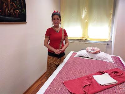 Thai Massage Stuttgart - Kitty´s Thaimassage Stuttgart