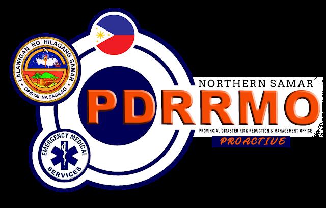 PROVINCE OF NORTHERN SAMAR PDRRMO LOGO