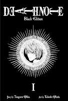 """Portada del tomo nº 1 del cómic """"Death Note"""", de Tsugumi Ohba y Takeshi Obata"""