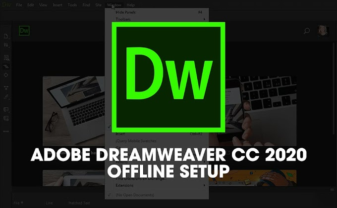 Download Adobe Dreamweaver CC 2020 20