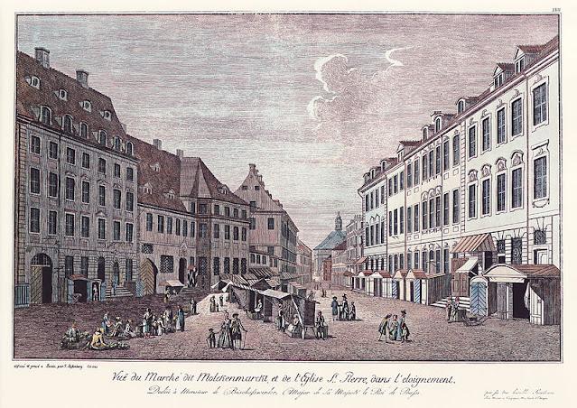 Molkenmarkt (Berlim) em 1785