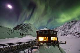 Unique and Luxury Alaska Lodging The Sheldon Chalet Hotel