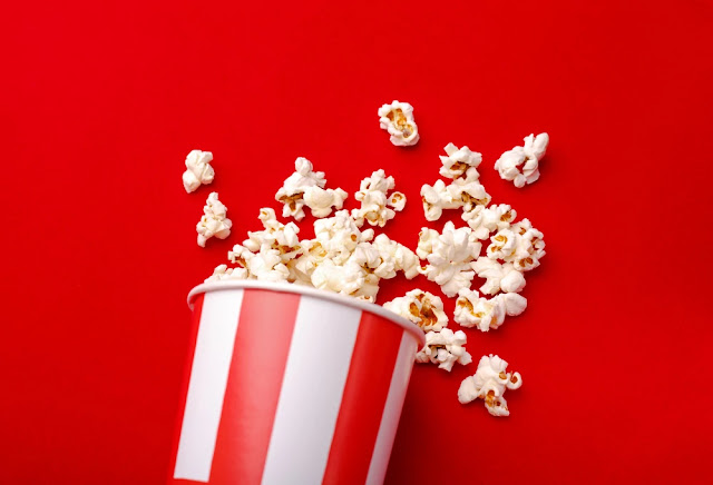 lower back pain - pop corn