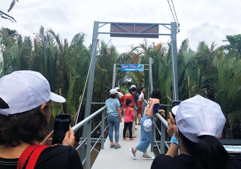 Quê Dừa Bến Tre