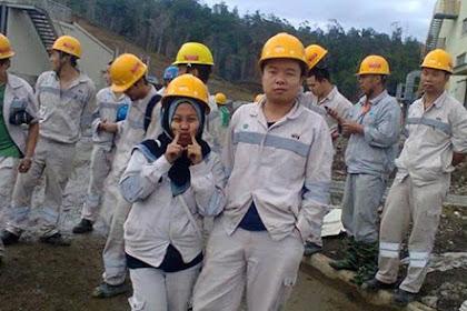Pekerja China Masuk Mojokerto Jawa Timur, Jadi Sopir Hingga Buruh Kasar