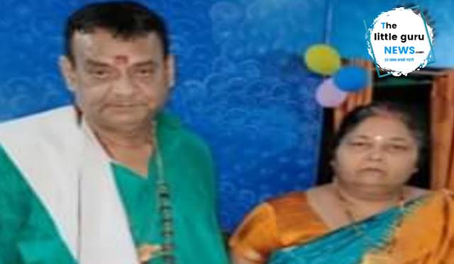 पूर्व विधायक अवनीश कुमार सिंह ने जलाए दिए, राममंदिर शिलान्यास पर जताई खुशी
