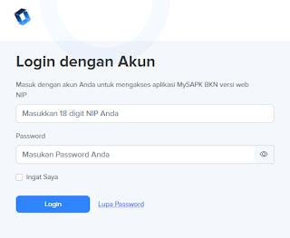 Username Password Login MySAPK