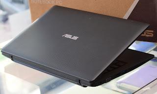 Jual Laptop ASUS X200M ( Intel Celeron N2840 ) Fullset