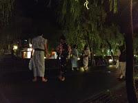 i passanti in yukata