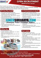 Open Recruitment at Smart Business Solution Surabaya Juli 2020