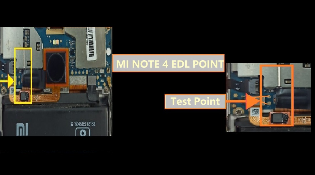Redmi Note 4 Edl Point